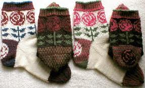The socks that keep on shrinking