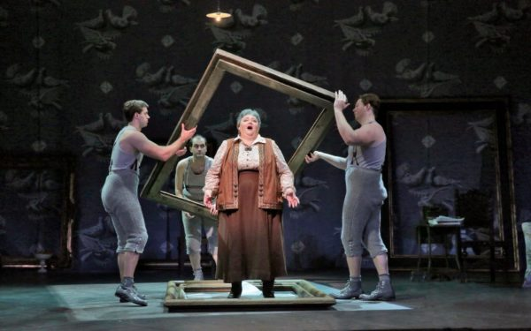 "Stephanie Blythe as Gertrude in ""27"" (photo by Ken Howard)"